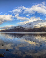 Loch Maree Winter