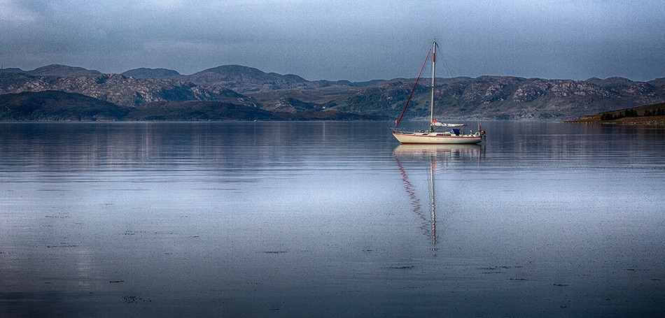 Loch ewe Reflections