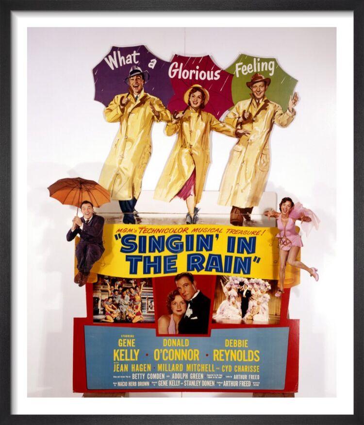 Singin' In The Rain, 1952 by Cinema Greats