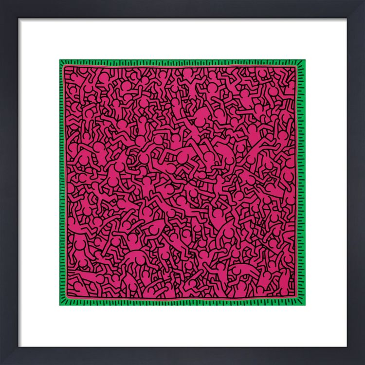 Untitled, by Keith Haring