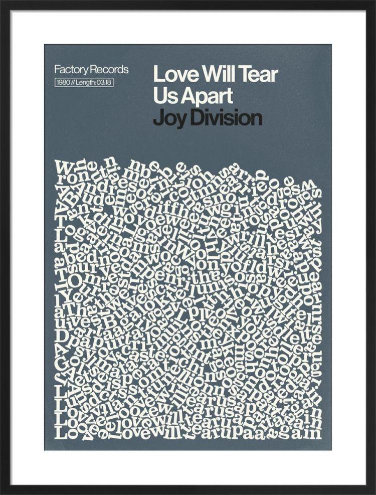 Love Will Tear Us Apart - Joy Division by Reign & Hail