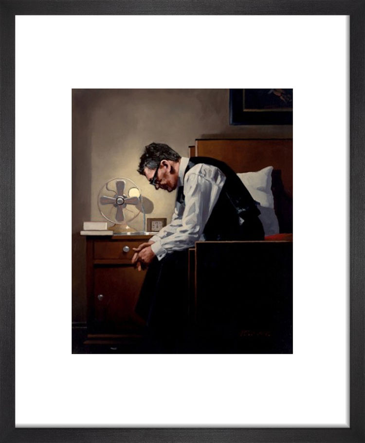 The Weight by Jack Vettriano