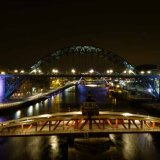 Bridges on the Tyne