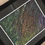 Cosmic Harmony Abstract Art by Dave Waddington