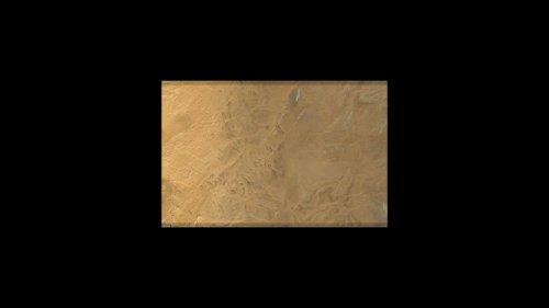 Desert Scan Ourzazate Version 1, 2014
