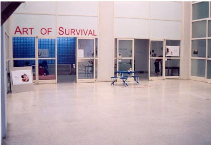(with B+B), Prague Biennial, 2003
