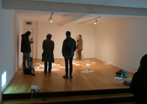 Case Study, Plymouth Arts Centre, 2006