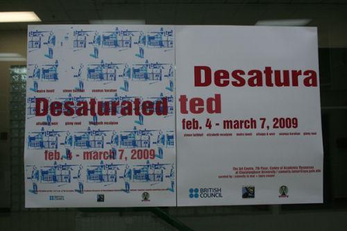 Desaturated, Bangkok, 2009
