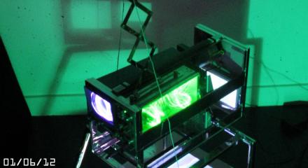 Nyx 7: Machines, 2012