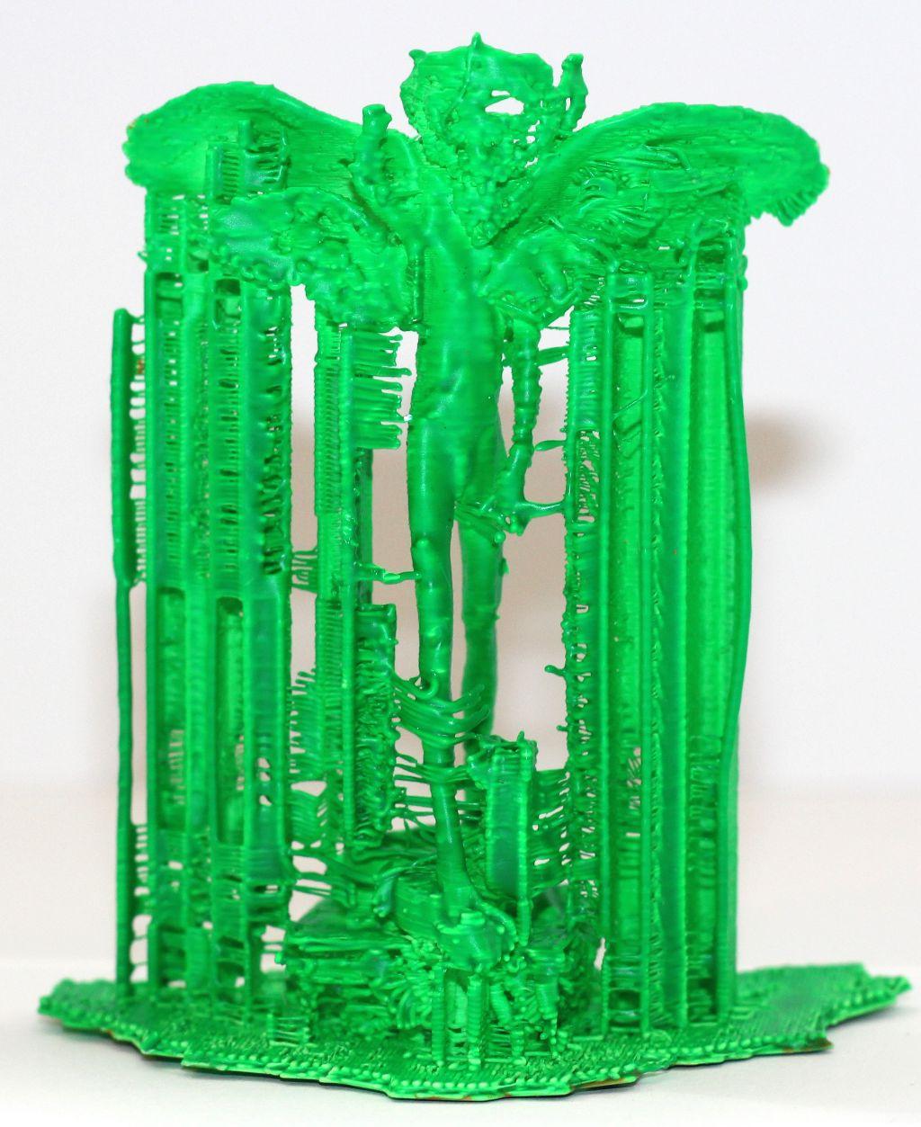 small green pz