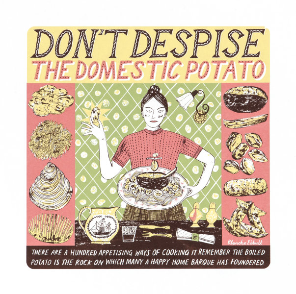 Domestic Potato