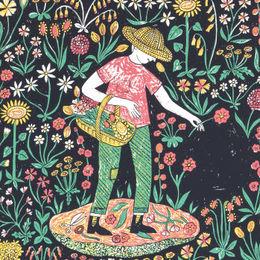 Spring (Garden Series)