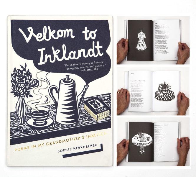 Velkom To Inklandt book