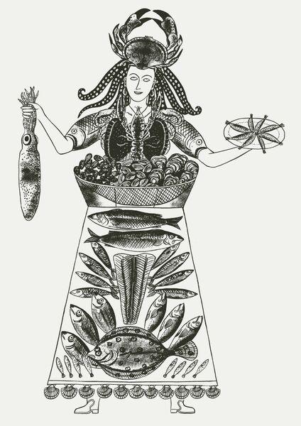 Food Ladies - Fish