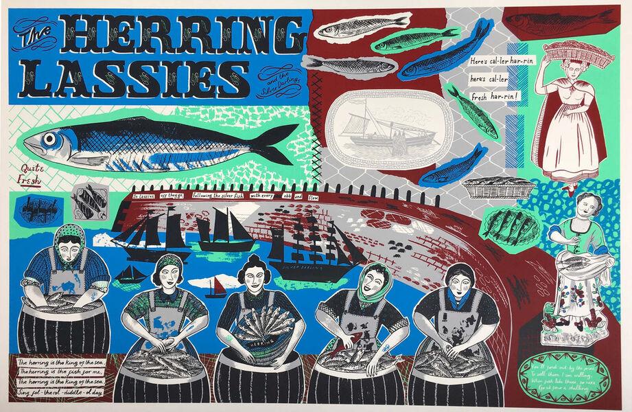 Herring Lassies