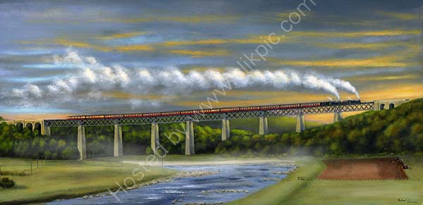 River Findhorn Viaduct, Tomatin