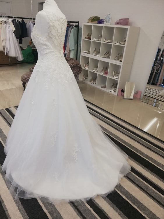 "Tiffany ""Jessica Grace"" Valencia Bridal Gown"