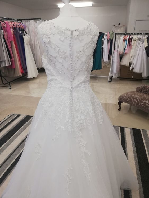 "Tiffany ""Jessica Grace"" Valencia Bridal Gown"
