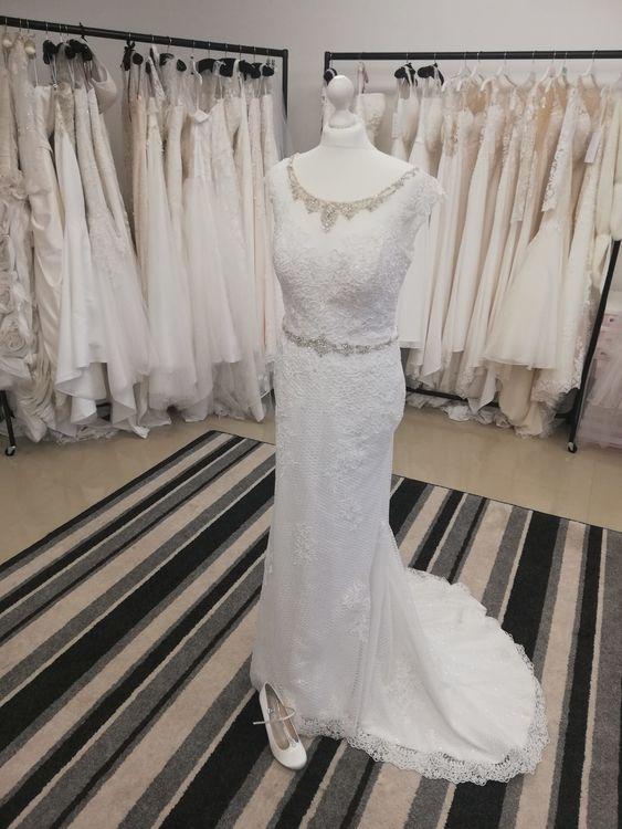 "Tiffany ""Jessica Grace"" Bridal Gown"