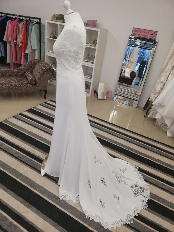 Mark Lesley Bridal Gown