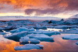 Picture of the Month - May 2013 - Glacial Lagoon Jökulsárlón, Iceland
