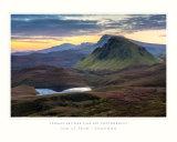 """Isle of Skye - Scotland"" Poster"