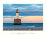 """Rattrey Head Lighthouse - Scotland"" Poster"