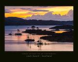 """Loch Assynt - Scotland"" Poster"