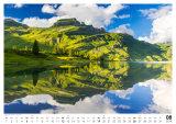 """Calendar """"Swiss Nature 2018"""""""