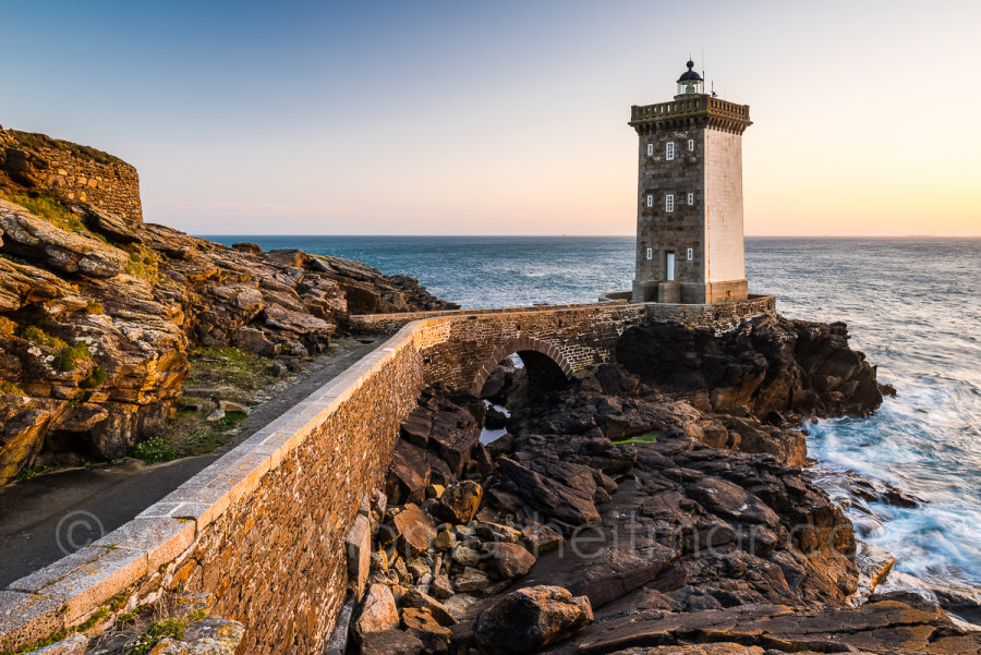 Picture of the Month - March 2017 - Kermorvan Lighthouse, Brittany, France