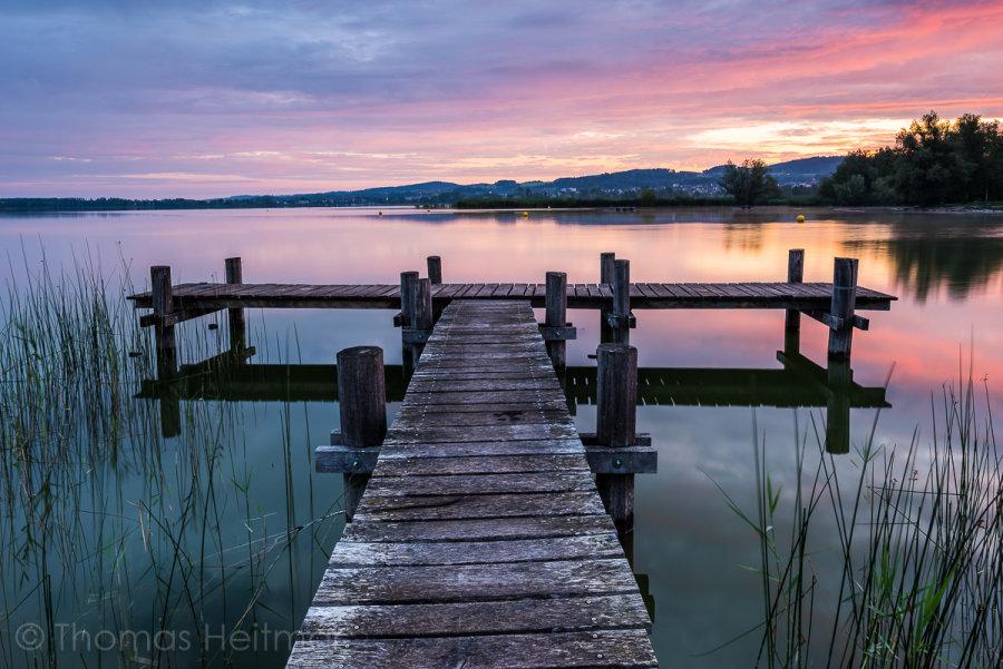 Picture of the Month - August 2014 - Lake Pfaeffikon, Switzerland