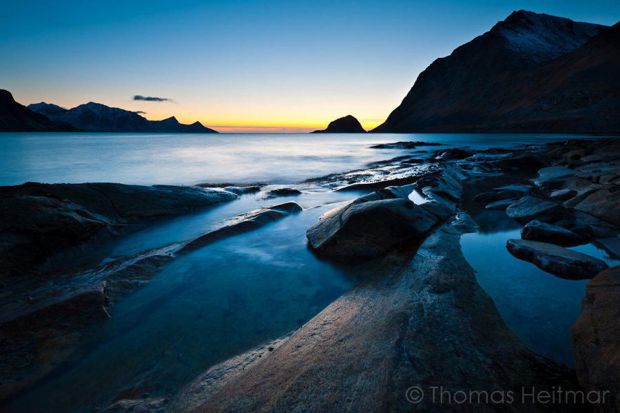 Picture of the Month - March 2014 - Lofoten, Norway