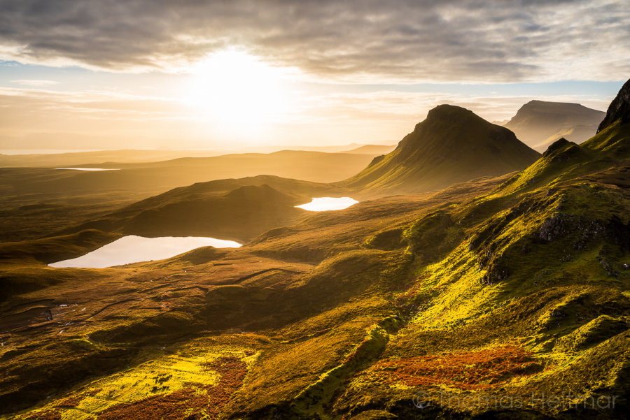 Picture of the Month - November 2014 - Sunrise, Isle of Skye, Scotland