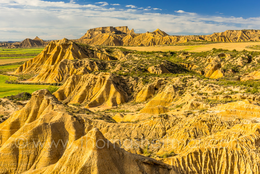 Picture of the Month - April 2017 - Bardenas Reales, Spain