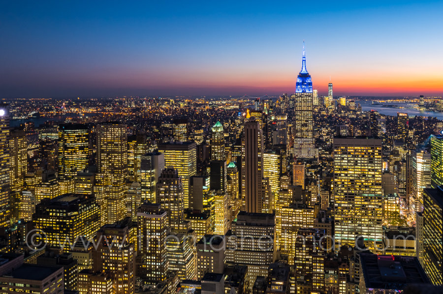 Picture of the Month - November 2016 - New York City