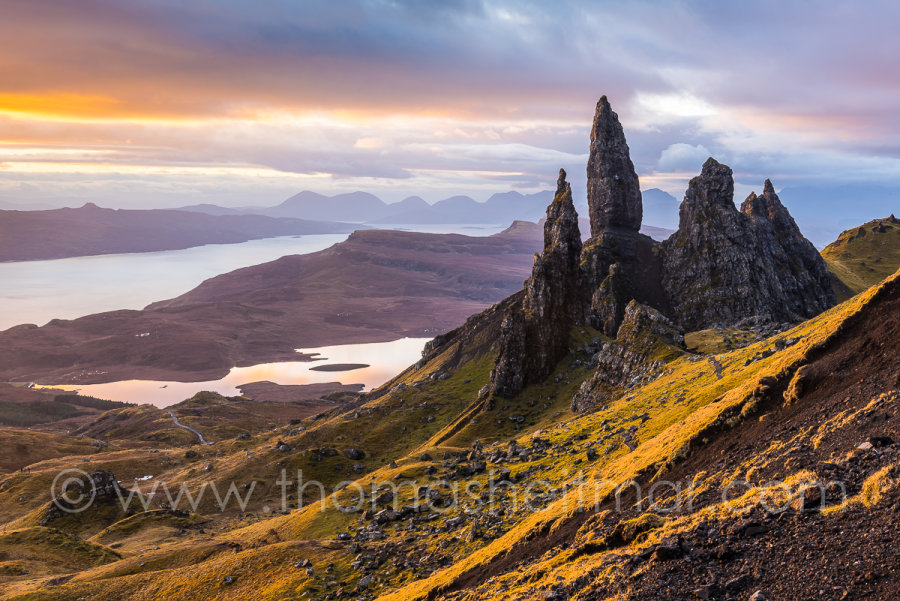 Picture of the Month - February 2017 - Old Man of Storr, Isle of Skye, Scotland