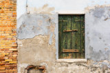 Old Window - Burano - Italy
