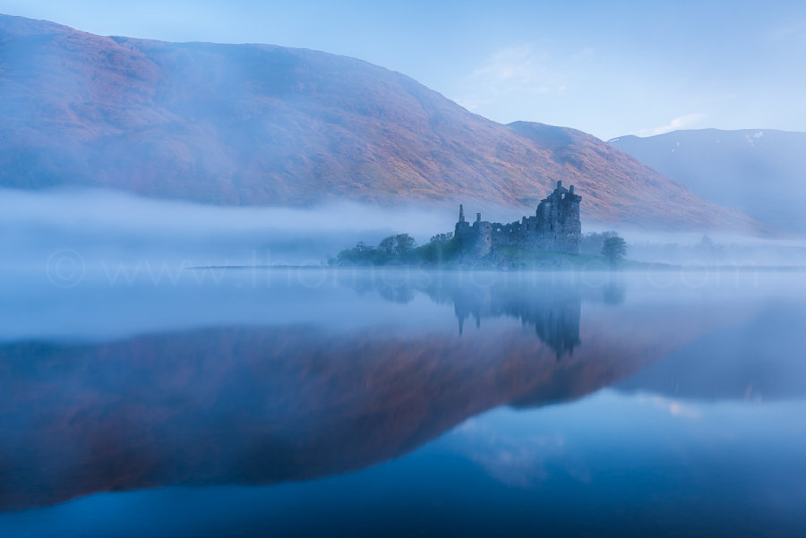 Picture of the Month - May 2015 - Kilchurn Castle, Scotland