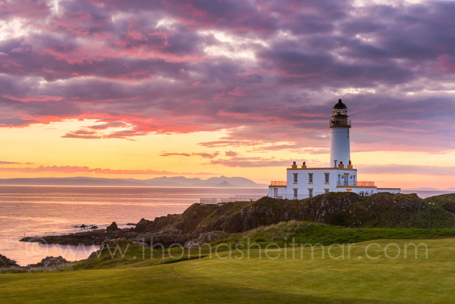 Picture of the Month - June 2016 - Turnberry Lighthouse - Scotland