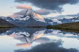 The Glowing Fork - Matterhorn