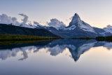 Matterhorn and Clouds
