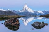 Matterhorn in Blue
