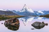 Matterhorn in Pink