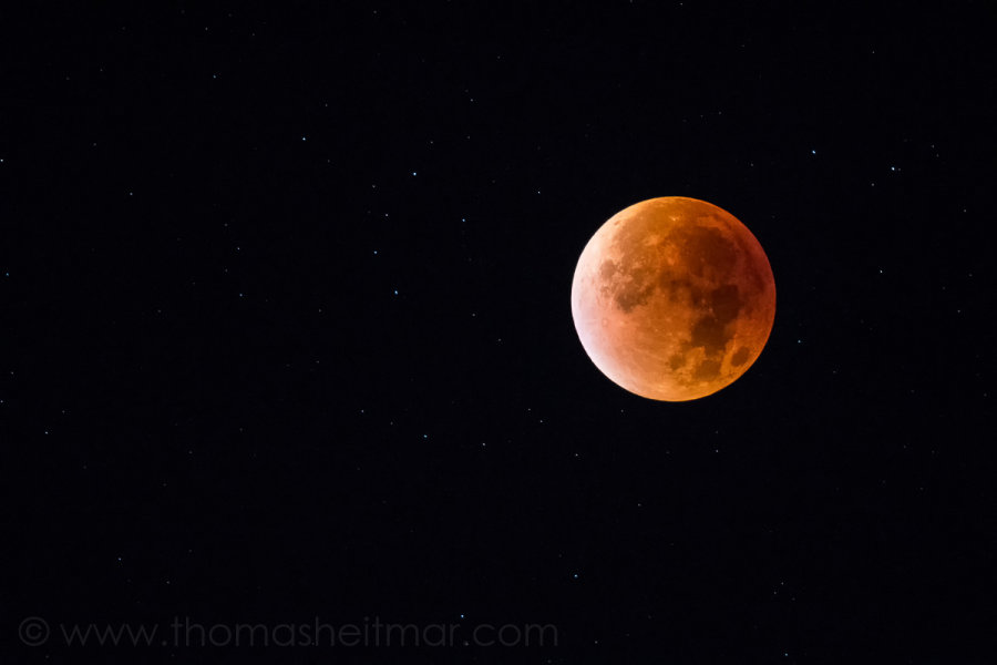 Special - Picture of the Month - September 2015 - Blood Moon (September 28th, 2015)
