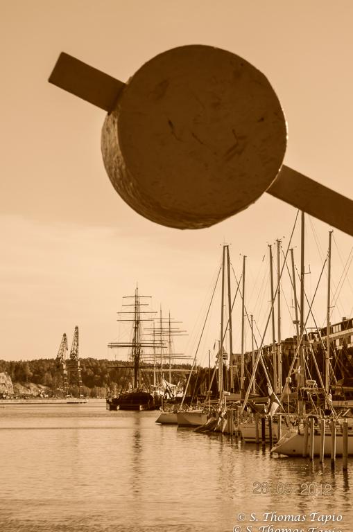 Guest harbor at River Aura