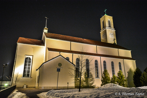 Martin's Church