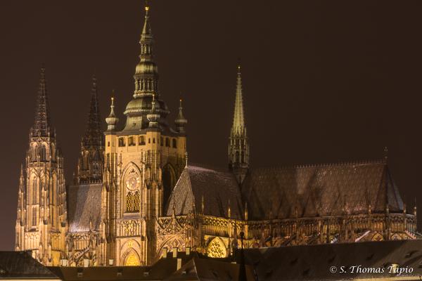 Praha Cathedral