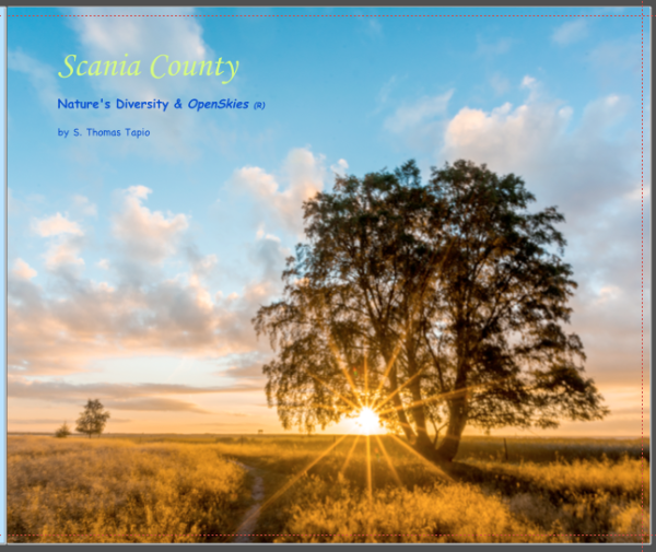 Photo Book on Scania County