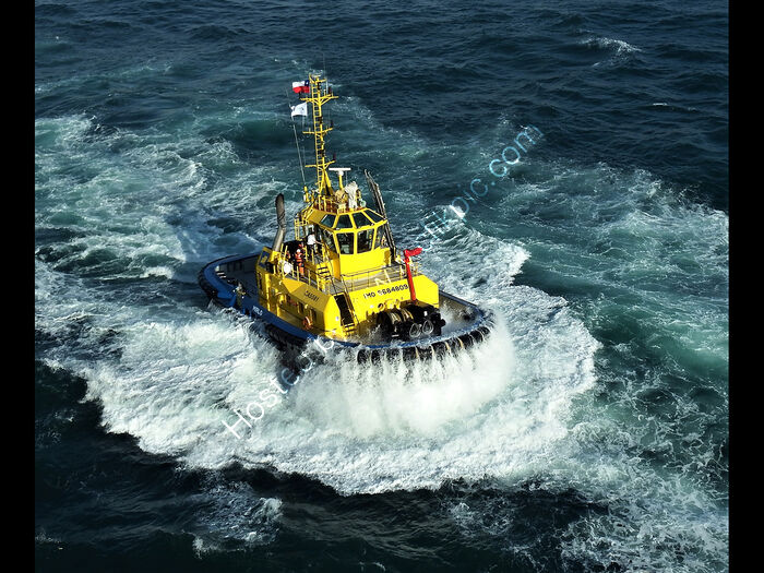 Tug in Action