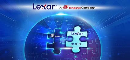 Lexar Longsys logo